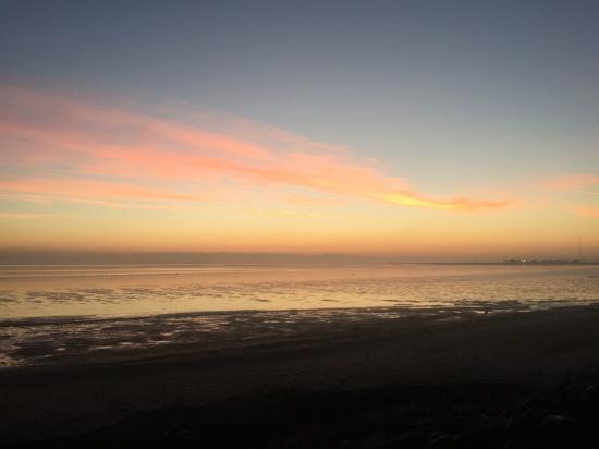 Sunrise on Jan 22