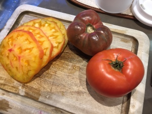 Local Heirloom Tomatoes