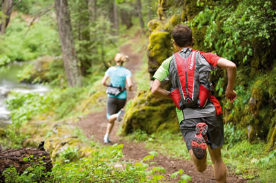Trail Running - This is not me! (Courtesy Ultra Running Company)